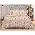 Комплект постельного белья 1,5спальный Сатин 1041