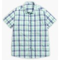 Сорочка верхняя для мальчика BWCТ4115 Ментол (27) р-9  П