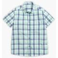 Сорочка верхняя для мальчика BWCТ4115 Ментол (27) р-11  П