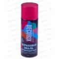 Аэрозольная эмаль флуоресцентная DECORIX, 520мл, розовый *12
