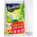 Пакет для льда QUALITA 280куб *150