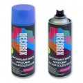 Аэрозольная эмаль флуоресцентная DECORIX, 520мл, голубой *12