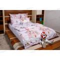 Комплект постельного белья 1,5спальный Поплин НН Кошечки-Принцессы 1 наволочка