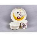 Набор детской посуды Panda LA1105 *10