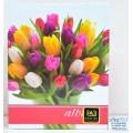 Фотоальбом IA-200PP 005 200ф.Цветы