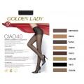 Golden Lady колготки Ciao 40 (camoscio, XL)