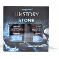 Compliment His Story stone Подарочный Набор 1431 (шампунь+гель для душа) *8