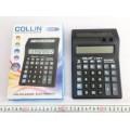 Калькулятор COLLIN JL8585-12 12разр (045809)  Ж