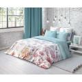 Комплект постельного белья 1,5 спальный Ранфорс ВН 21168+4846/6 40 1501