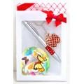 Набор подарочный Basir детский (брелок+ручка+зеркальце) МС-4881
