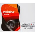 SmartBuy CR1216 1B *1/12/720