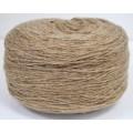 Пряжа 100% шерсть 250г  (Натуральный)