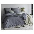 Комплект Постельного Белья 1,5 спальный Absolut Silver 01 1552