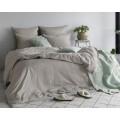 Комплект Постельного Белья 1,5 спальный Absolut Praline 01 1552
