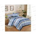 Комплект Постельного Белья  1,5 спальный PANDORA сатин   5D 6107