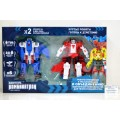 Воитель Комбинатрон 2в1 (синий) ZYF-0064-2  *48