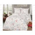 Комплект постельного белья 1.5сп 215*150 бязь наб,пл125 Лавстори