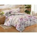 Комплект Постельного Белья 1,5 спальный PANDORA сатин   5D 8074