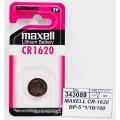 MAXELL CR-1620 *1/10/100