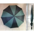 Зонт-трость 120см пластмассовая ручка полимер (015201)  *60 Ж
