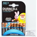 DURACELL MN2400 LR03 UltraPower 8шт *1/10
