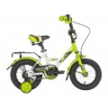 "Велосипед 12"" RUSH HOUR ORION зеленый, 212094  гб"