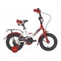 """Велосипед 12"""" RUSH HOUR ORION красный, 212095  гб"""