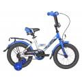 """Велосипед 14"""" RUSH HOUR ORION синий, 212107  гб"""