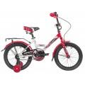 """Велосипед 16"""" RUSH HOUR ORION красный, 212120  гб"""
