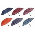 Зонт жен мех. 55см 8спиц 302-301  г