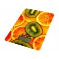 Весы кухонные DO-3010 5кг Апельсин/киви Добрыня