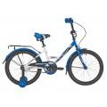 "Велосипед 20"" RUSH HOUR ORION синий 212156"