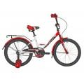 """Велосипед 20"""" RUSH HOUR ORION красный 212154"""