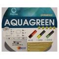 """Шланг поливочный Aquagreen Professional &quotAgat"""" трёхслойный, 3мм 5/8"""" 25м, высокопрочный армированный"""