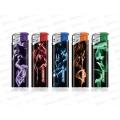 Зажигалка Flameclub P-01 Smoke многоразовая 12807 *50