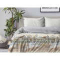 """Комплект постельного белья 1,5спальный поплин &quotPatrizia"""" (70х70) рисунок15877-1/15376-1 Brusseles"""