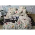Комплект постельного белья Семейный макосатин 2213 АВ