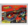Автотрек-гонка Мега гонки №2 (машинка и пульт по 2шт) 1627772  *6