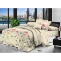 Комплект постельного белья  Евро-Стандарт PANDORA сатин дизайн 8852