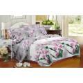 Комплект постельного белья  Евро-Стандарт PANDORA сатин дизайн 5588