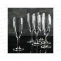 Набор фужеров для шампанского Французкий ресторанчик 6шт 170мл H9452