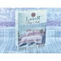Комплект постельного белья  2,0спальный европростыня LUXOR Бязь Люкс 1664 CM A