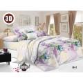 Комплект постельного белья  2,0спальный европростыня LUXOR Бязь Люкс B41 A