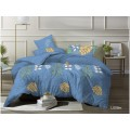 Комплект постельного белья  2,0спальный европростыня LUXOR Бязь Люкс 009 Lm A