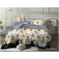 Комплект постельного белья  2,0спальный европростыня LUXOR Бязь Люкс Полина 252PK