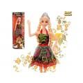 """Кукла &quotВарвара-краса"""" шарнирная 02571  4265686"""