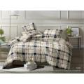 Комплект постельного белья  2,0спальный полисатин с европростыней  5D 3365