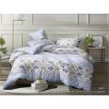 Комплект постельного белья  2,0спальный полисатин с европростыней  5D 5447