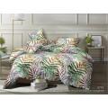 Комплект постельного белья  1,5спальный полисатин  5D дизайн 5718
