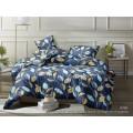 Комплект постельного белья  1,5спальный полисатин  5D дизайн 6069